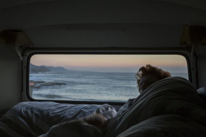 Lazy Sunrise